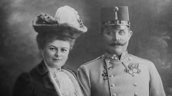 Sophie e Franz Ferdinand